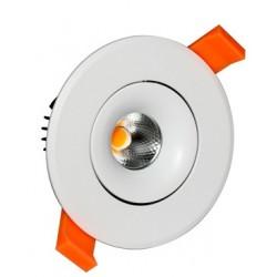 Plafonnier Spot Orientable Dia 119 - 1300 LM - 850