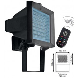 Projecteur IP65 RGB - 18W