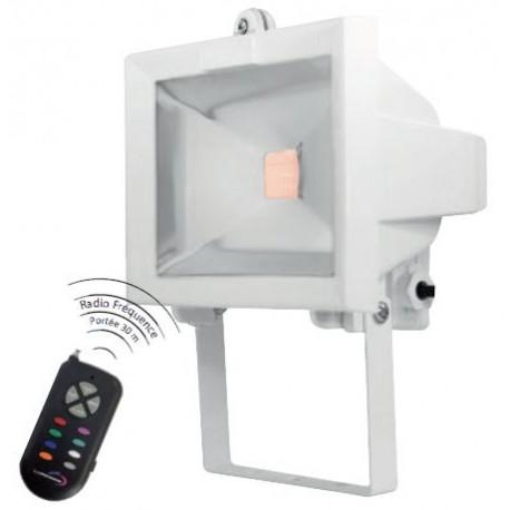 Projecteur RGB IP65 120 degre - 30W