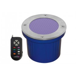 Projecteur RGB IP66 - 12 VDC - 10W