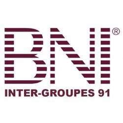 Inter-Groupes BNI 91 le 12/04/2019 de 12H à 14H aux Salons du Lys