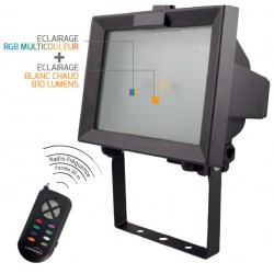 Projecteur IP65 RGB W - 30W