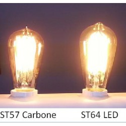 E27 LED Filament ST64 Gradable - 250 LM - 822