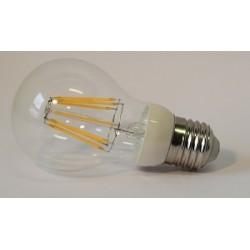 E27 Transparente Filament - 750 LM - 827