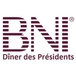 Dîner des Présidents des Groupes BNI 91 le 10/07/2019 de 19H à 22H30 aux Salons du Lys