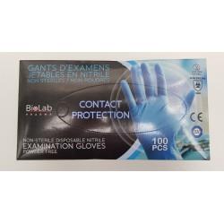 Nitrile Gloves BioLab Pharma